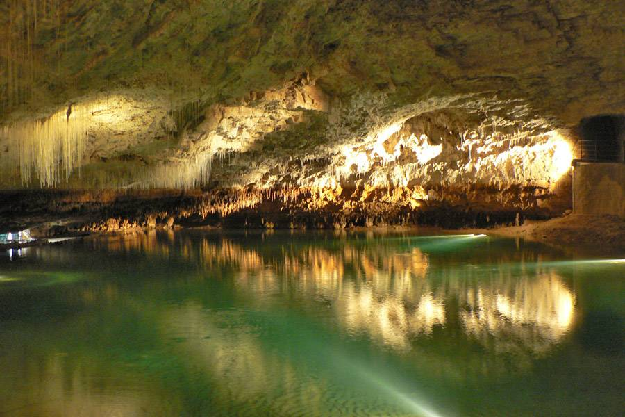 Caves of Choranche