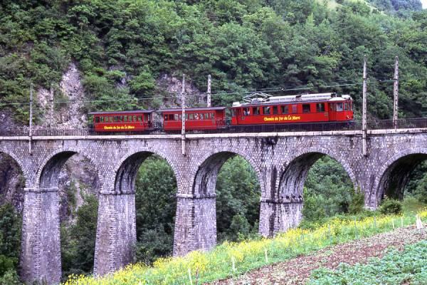 Train de la Mure